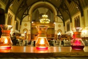 koffiebar op locatie huren koffiebar op beursstand