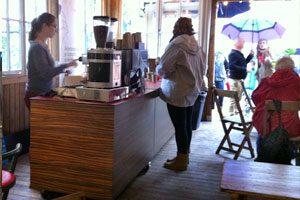 barista op event domijn-weesp