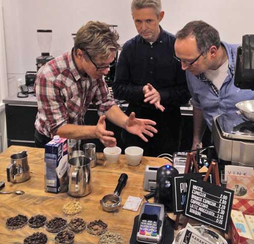 koffie-workshop-uitleg