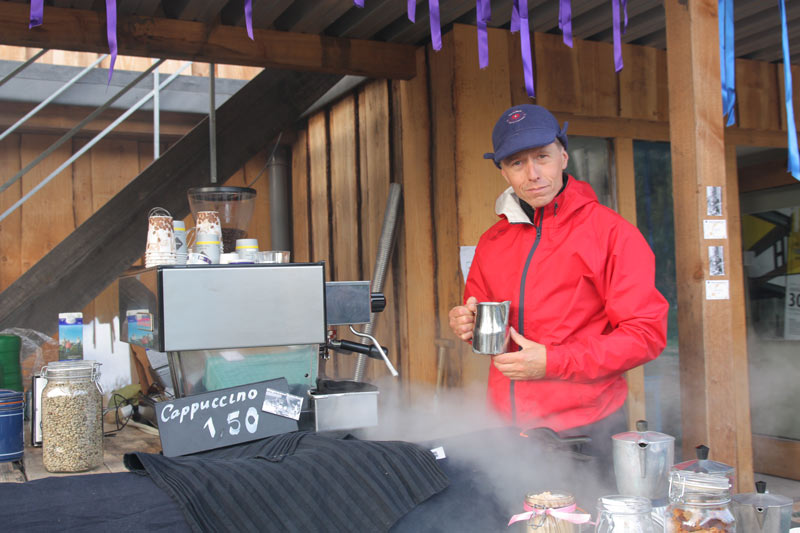 koffiebar huren koffie op locatie barista inhuren