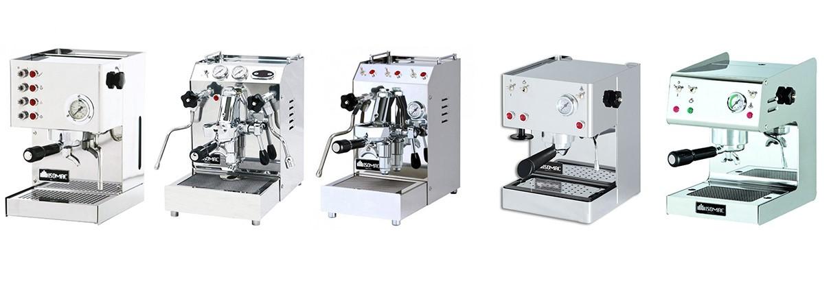Isomac espressomachine onderhoud en reparatie